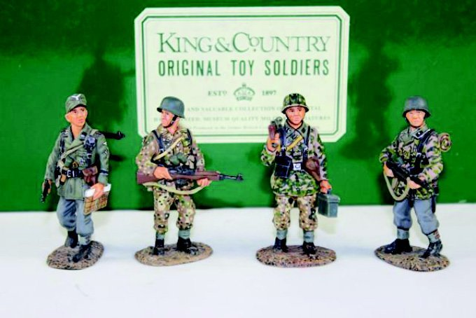 King & Country WWII WS27