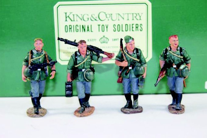 King & Country WWII WS40