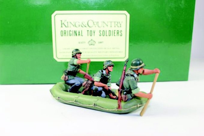 King & Country WWII WS44