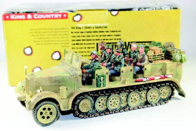 King and Country WWII WS52A
