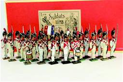 Mignot Napoleonic Dutch Grenadiers