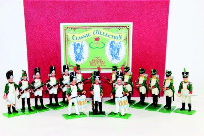 Trophy Napoleonic Italian #WA48 #WA55 #WA55cf