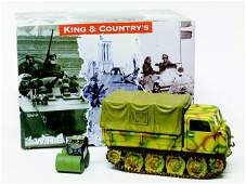 King and Country Set WS175 Catepiller Track