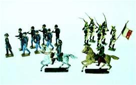 Mignot Assortment US Civil War Napoleonic