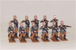 Trophy Miniatures Camel Corps