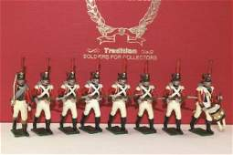 Tradition Napoleonic 3rd Swiss Regiment