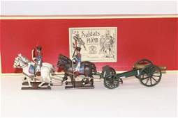 Mignot Napoleonic French Artillery