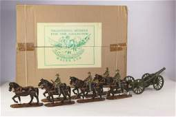 Trophy WWI Royal Artillery Gun Team