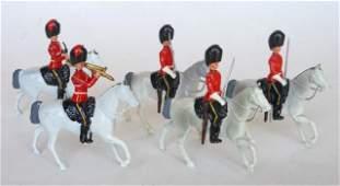 Britains Assortment Royal Scots Greys