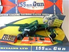 Britains Set 20649745  155 mm Gun