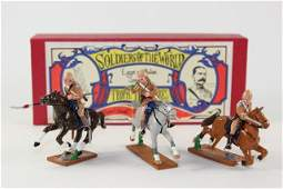 Trophy Miniatures  21st RGT Cavalry