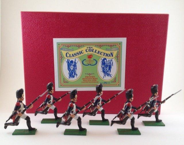 Trophy Miniatures 2nd Regiment Grenadiers #WA38V