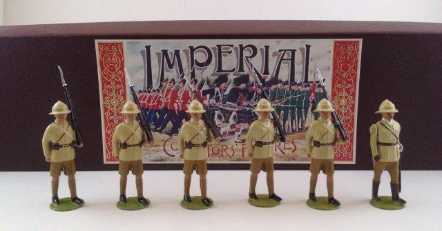Imperial Maori Contingent 1914 Set #5