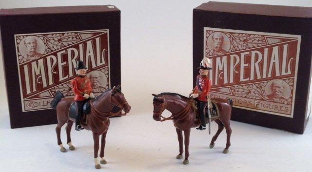 Imperial General #21 & Aide de Camp #22