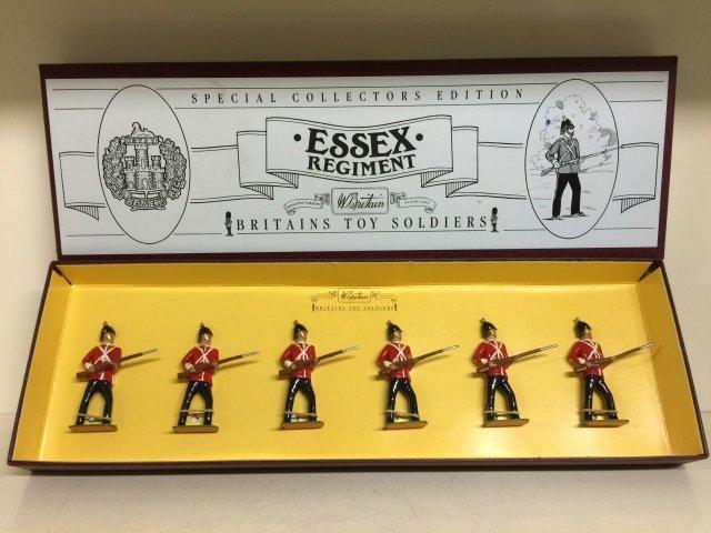 Britains Essex Regiment Set #8801
