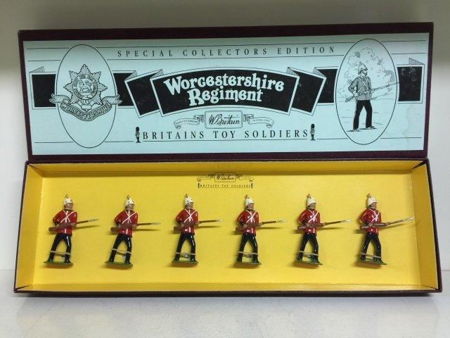 Britains Worcestershire Set #8802