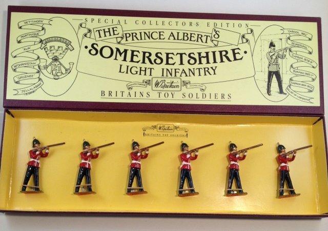 Britains Somersetshire Set #8804