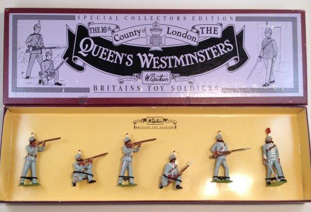 Britains Queens Westminster Set #8827