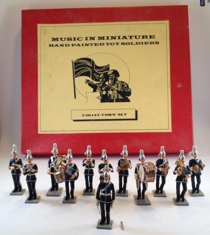 Music In Miniature 6th Dragoon Band