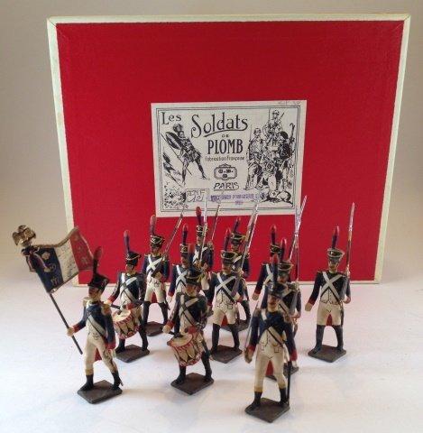 Mignot Volticeurs D'Infanterie 1809