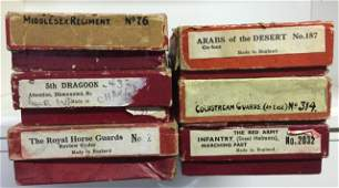 Britains Arabs of the Desert 187  Various Boxes