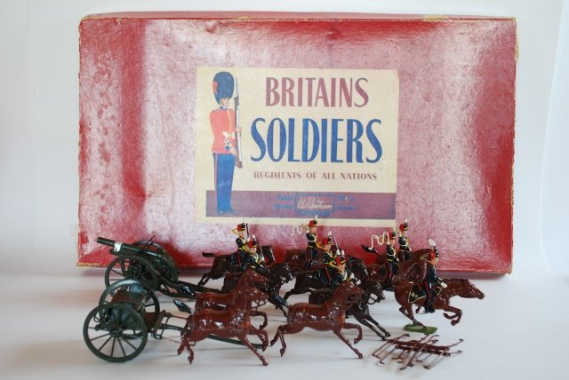 Britains Set #39 Royal Horse Artillery