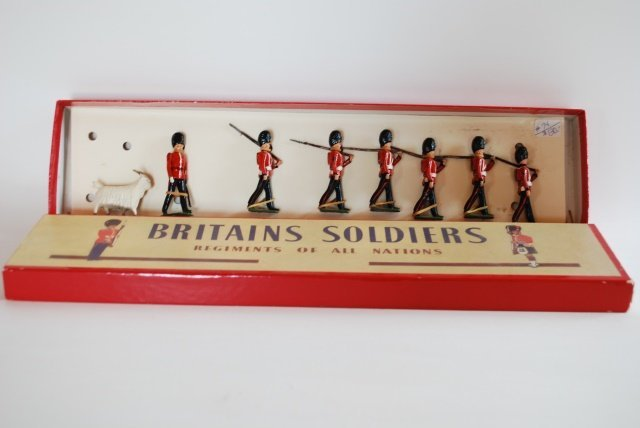 Britains Set #74 Royal Welch Fusiliers