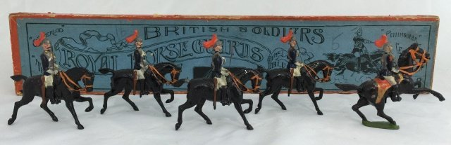 Early Britains Set #2 The Royal Horse Guards