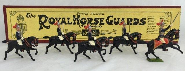 Britains Set #2 The Royal Horse Guards