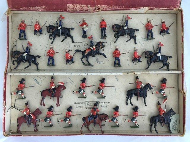Britains Set #22 Display Box Royal Horse Guards