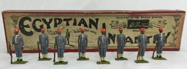 Britains Set #117 Egyptian Infantry