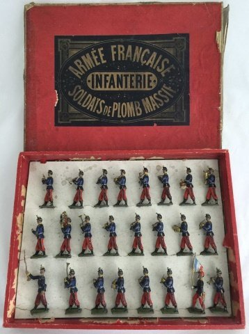 Rare 65mm Full French Band