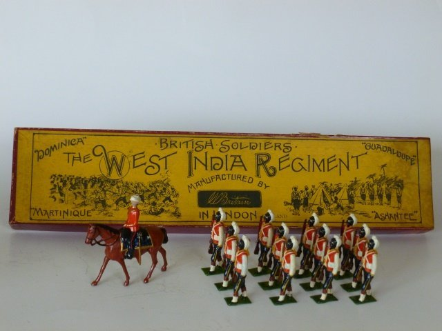 Britains from Set #19 West India Regiment