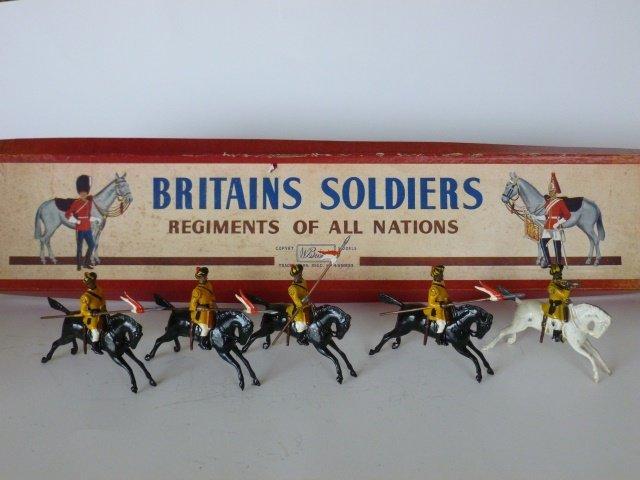 Britains Set #47 Skinners Horse