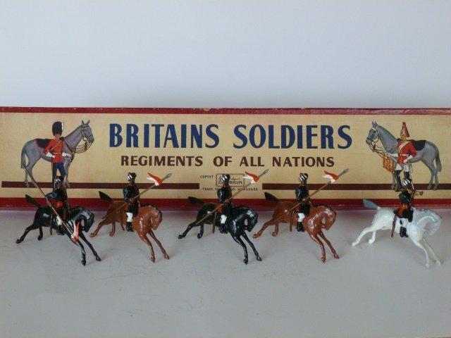 Britains Set #66 Duke of Connaughts