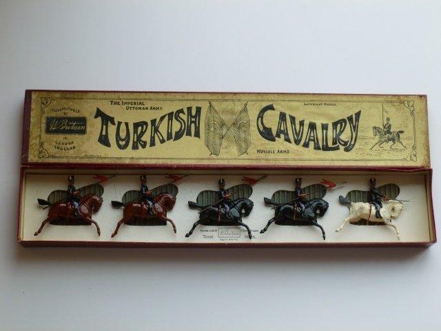 Britains Set #71 Turkish Cavalry