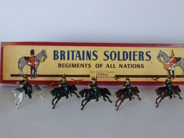 Britains Set #136 Russia Cossacks