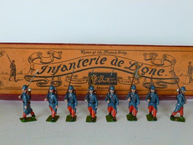 Britains Set #141 Infanterie de Ligne
