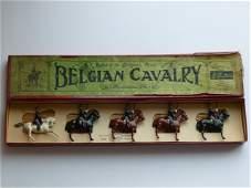 Britains Set 190 Belgian Cavalry