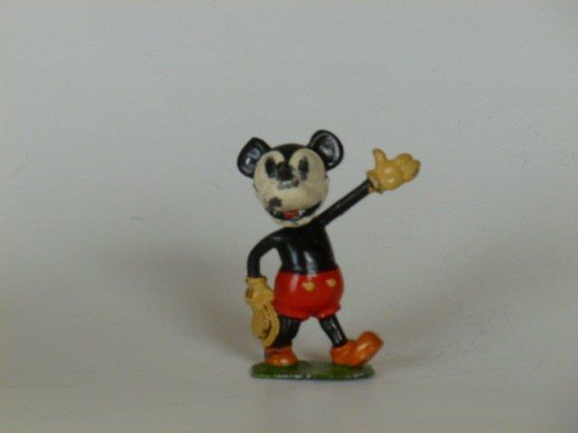 Britains VERY RARE Disney figure Mickey Mouse
