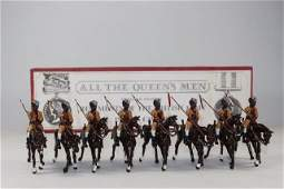 All The Queens Men TB49x2 Indian Cavalry