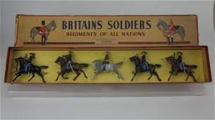 Britains Set 2056 Civil War Union Cavalry