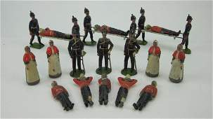 Britains Set 137 Royal Army Medical Service