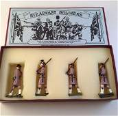 Steadfast Scottish Regiment