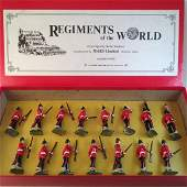 Mars Limited Set198 British Somerset Infantry