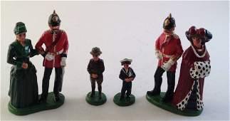 Sarum British Civilians