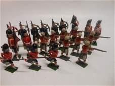 Britains Scottish Regiment assortment