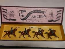 Britains set 8806  17th Lancers