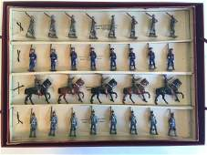 Britains Set 233 Types of the US Army
