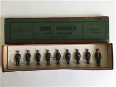 Britains Set 1332 Girl Guides